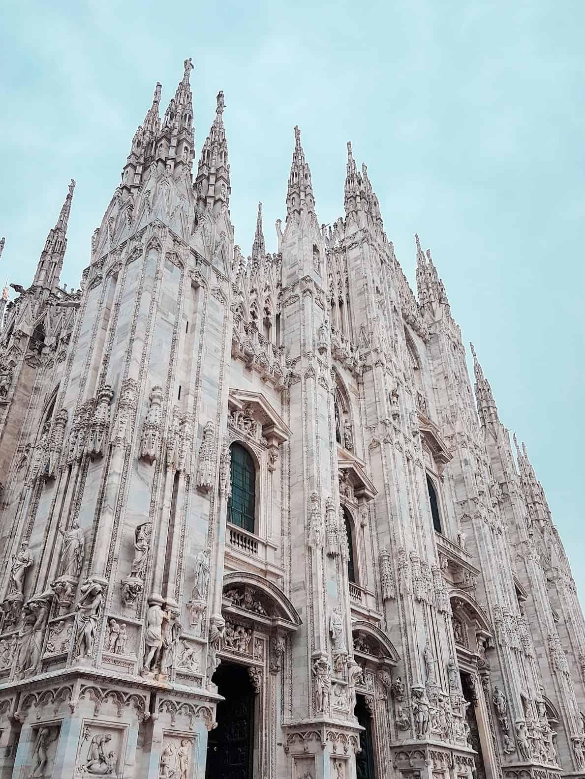 Mediolan w 3 dni – pomysł na weekend