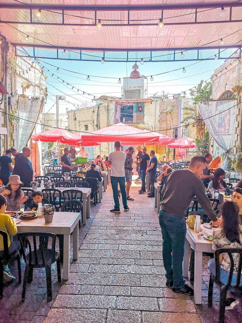 Tel Aviv co i gdzie zjeść?