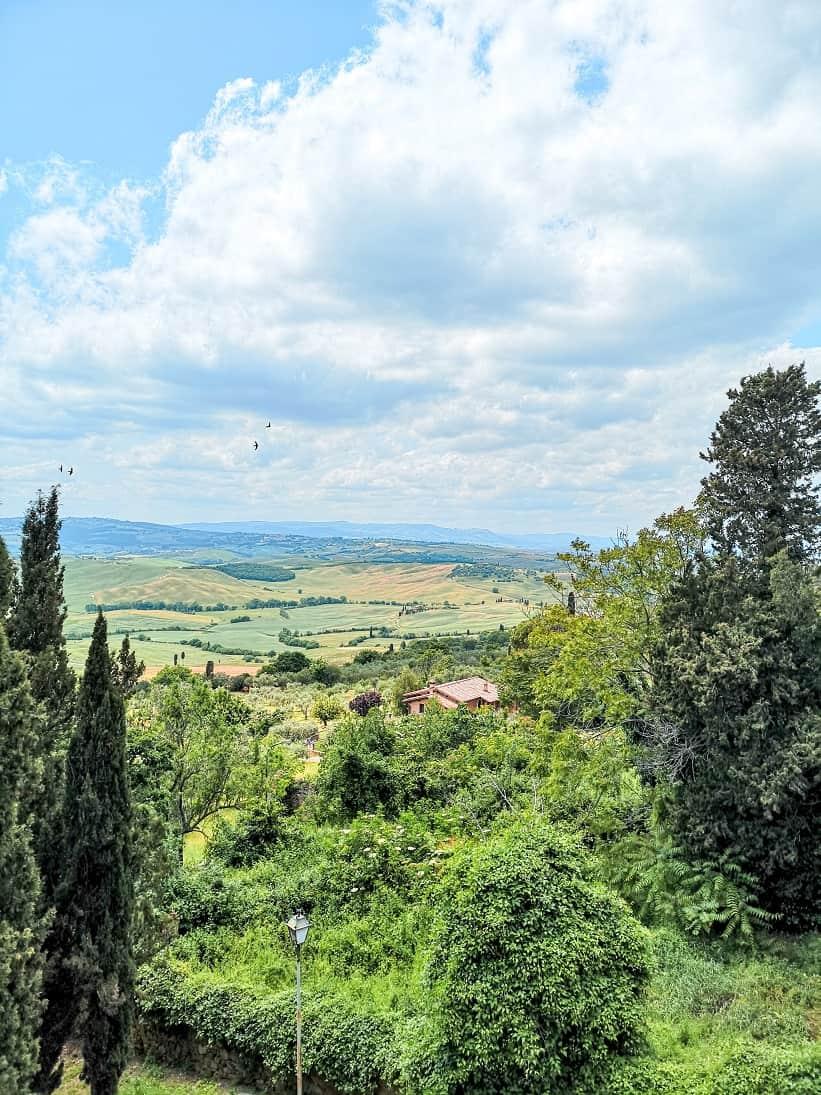 Najładniejsza miejscowość w Toskanii